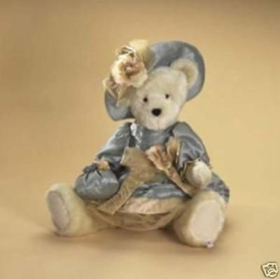 "Boyds Plush #919801 CARLY BEARSWORTH 6/"" Bear NEW//Tag From Retail Store"