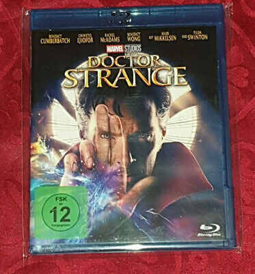 Blu Ray Marvel Doctor Strange