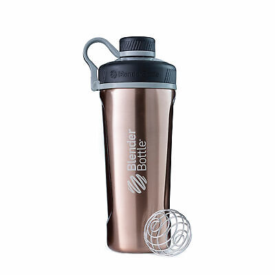 BlenderBottle Radian - Insulated Stainless Steel - Copper