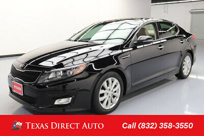 2015 KIA Optima EX Texas Direct Auto 2015 EX Used 2.4L I4 16V Automatic FWD Sedan Premium