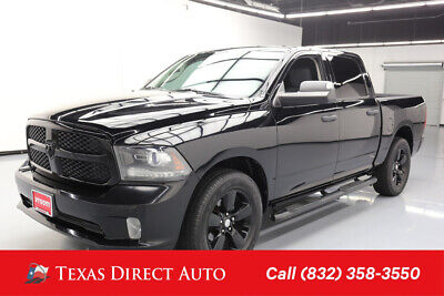 2014 Ram 1500 Express Texas Direct Auto 2014 Express Used 5.7L V8 16V Automatic RWD Pickup Truck