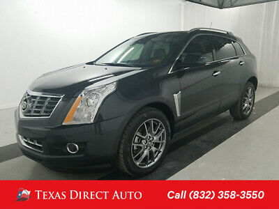 2016 Cadillac SRX Performance Collection Texas Direct Auto 2016 Performance Collection Used 3.6L V6 24V Automatic FWD SUV