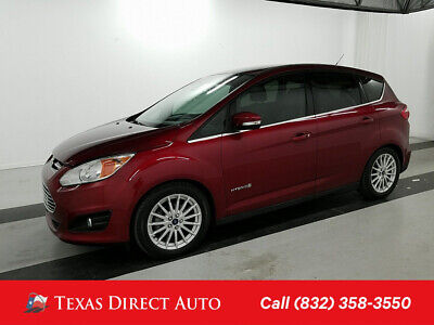 2013 Ford C-Max SEL Texas Direct Auto 2013 SEL Used 2L I4 16V Automatic FWD Hatchback