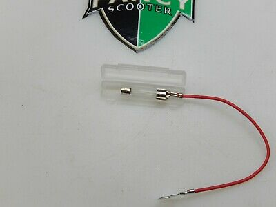 Fuse Basket With 6 X 30Mm Fuse For 50Cc 150Cc 250Cc Scooters