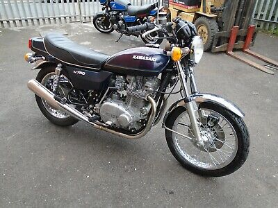Kawasaki Kz750(1977) 2 Owners Just 13K! Fresh Us Import! Lovely Cond! No Reserve