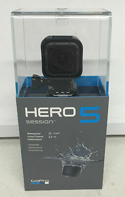 Camcorder GoPro Hero5 Session Edition 4K, Ultra HD, Wi-Fi Waterproof, 32GB SD
