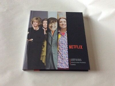 NETFLIX UNBREAKABLE,GRACE & FRANKIE,DEREK FYC For Your Emmy Consideration  DVD's