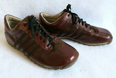 e9f092477d3 STEVE MADDEN RASCALS Casual Comfort Shoes Brown Leather Size 12 Mens