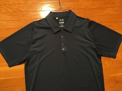 Adidas Men's Golf Polo Shirt, Size Large, PureMotion, CoolMax, EUC, S24HR10
