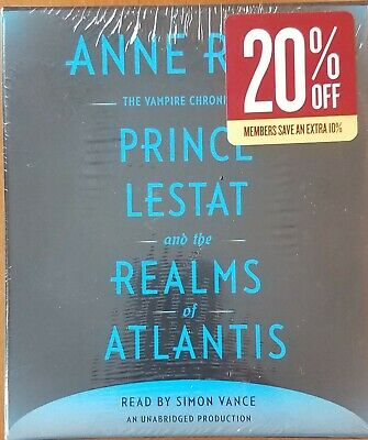 Vampire Chronicles: Prince Lestat and the Realms of Atlantis : The Vampire...