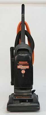 "Hoover WindTunnel 13"" Commercial Bagged Upright Vacuum C1703-900"