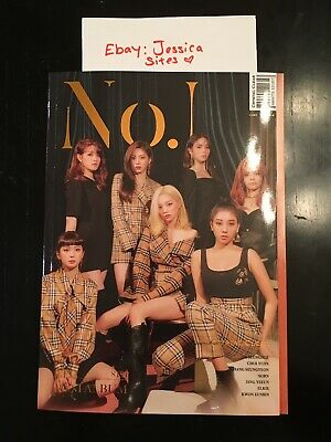 CLC 8TH MINI ALBUM [ NO.1 ] LIKE NEW CD + Elkie folded poster US SELLER