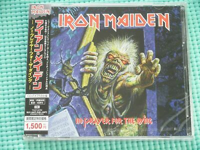 IRON MAIDEN No Prayer For The Dying Remastered Enhanced Japan NEW TOCP-53765 OBI