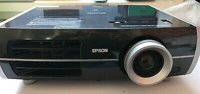 Epson Eh-Tw500 Projector With Remote In Good Working Condition