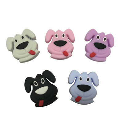 Silicone Puppy Beads Food Grade Silicone Tooth Glue Beads DIY Jewelry B