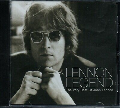 JOHN LENNON - Lennon Legend (Very Best Of) - CD Album *Hits**Singles*Collection*