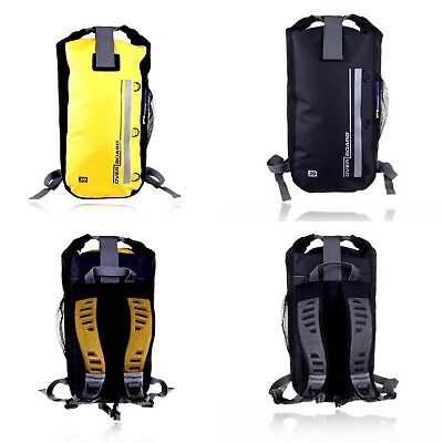 New Over Board 20 Litre Classic Waterproof Backpack Camping Mens Womens Gift