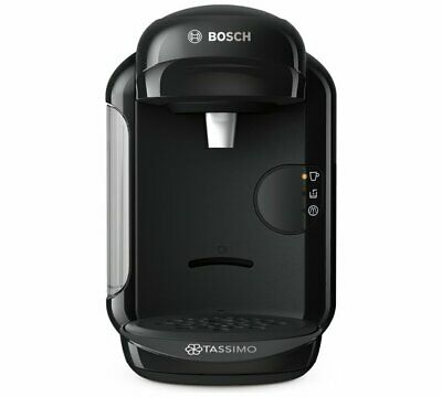 Tassimo by Bosch Vivy 2 Coffee Machine - Black Automatic Descaling Program _UK