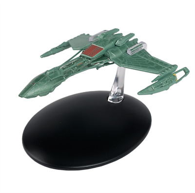 Klingon D5 Class - Star Trek Eaglemoss #102 deutsch - Metall Modell Model - neu