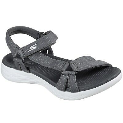 SKECHERS ON THE Go 600 Brilliancy Sandals 15316 Womens