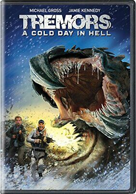 Tremors: A Cold Day in Hell - DVD Jamie Kennedy  Horror FREE SHIPPING