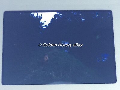 CANAL LLANGATTOCK 1970 35mm SLIDE PHOTO PICTURE VINTAGE PHOTOGRAPH