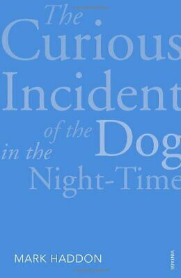 The Curious Incident of the Dog in the Night-time: Vintage 21 Edition (Vintage,