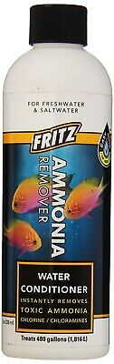 Fritz Ammonia Remover A.C.C.R. 8 oz Water Conditioner For Fresh & Saltwater