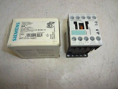 Siemens 3Rt1015-1Ab01 Contactor