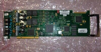 Dialogic D/41JCT-LS 04-5480-001 VoIP Media Board 4-Port Analog SEE NOTES