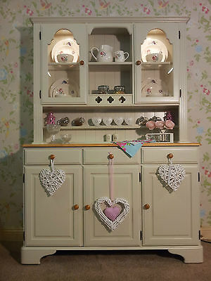 Ducal Pine Farmhouse Kitchen Welsh Dresser Shabby Chic in F&B free delivery!!