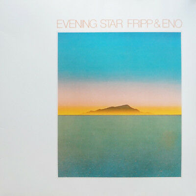 Fripp & Eno/Robert Fripp/Brian Eno-Evening Star-'75 Ambient-NEW LP