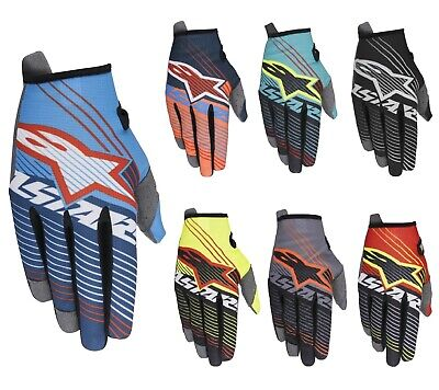 Alpinestars Handschuhe Radar Tracker 2017 Gloves Motocross MX Enduro