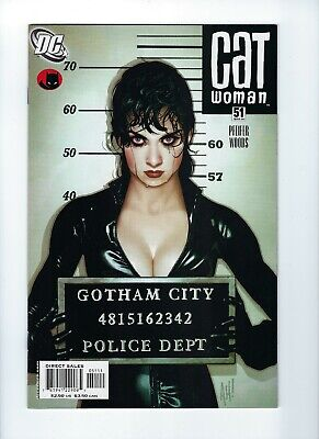 Catwoman 51 - Adam Hughes Lost Numbers Cover - NM