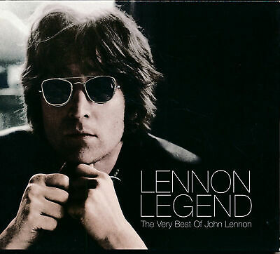Lennon Legend - The Very Best Of John Lennon - CD Album 07/02