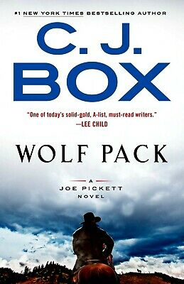 Wolf Pack by C. J. Box 🔥 delivery By Email🔥
