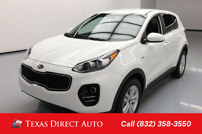 2017 KIA Sportage LX Texas Direct Auto 2017 LX Used 2.4L I4 16V Automatic AWD SUV