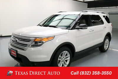 2014 Ford Explorer XLT Texas Direct Auto 2014 XLT Used 3.5L V6 24V Automatic FWD SUV Premium