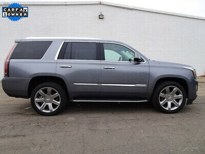 2018 Cadillac Escalade Luxury 2018 Cadillac Escalade Luxury SUV Used 6.2L V8 16V Automatic 4WD