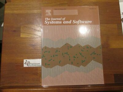 The Journal of Systems and Software. Volume 124, February 2017 Vliet, Hans van :