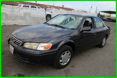 2000 Toyota Camry CE 2000 Toyota Camry Automatic 4 Cylinder No Reserve