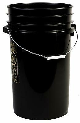 6 GALLON HDPE Bucket for Fermentation, Cleaning, Sanitizing