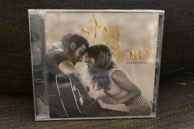 A Star is Born Soundtrack clean by Lady Gaga 2018. NEW cd