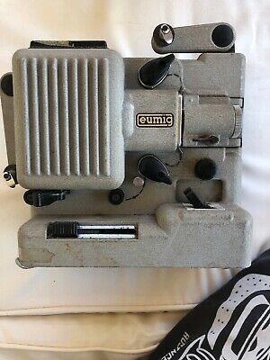 Eumig P8 8mm Vintage Projecter