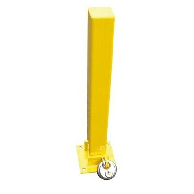 Fold Down Security Parking Post & Bolts Maypole 9737