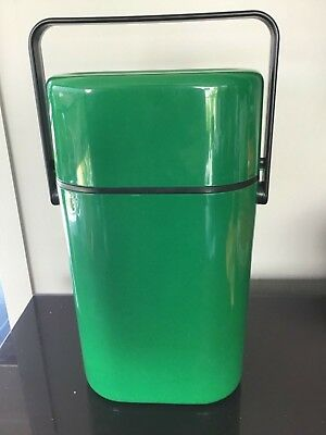 Vintage Decor Wine Cooler - EC- Emerald Green
