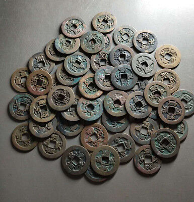 15 Zhi Dao Yuan Bao Coins-(995-997)-Northern Song Dynasty
