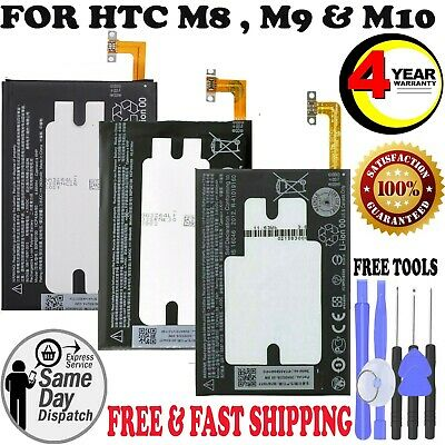 NEW ORIGINAL OEM BATTERY FOR ONE  HTC M8 HTC M9 M10 Batteries +TOOLS