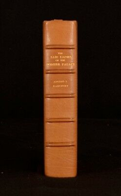 1914 Angelo Rappoport The Fair Ladies Of The Winter Palace 1st Ed Asprey Binding