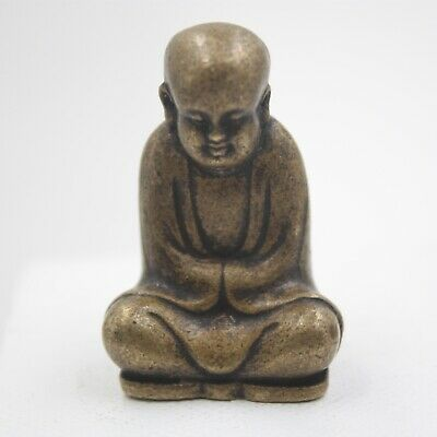 Handmade Craft Solid Copper The Chinese Buddha Statue Best Collection